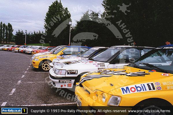 1993 Perth RSAC Scottish Rally