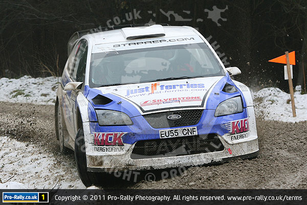 2011 Riponian Stages Rally