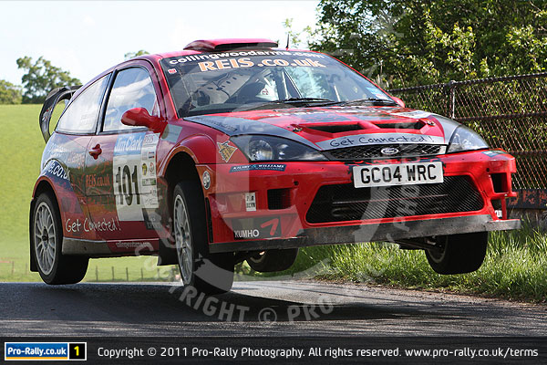 2011 Jim Clark National Rally