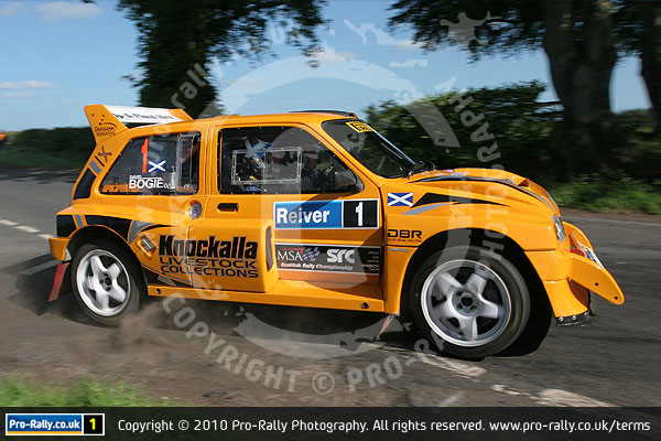 2011Jim Clark Reivers Rally