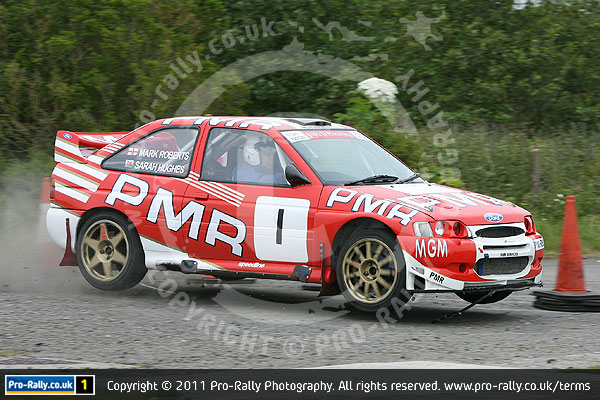 2011 Keith Frecker Memorial Weeton Stages