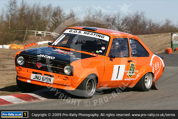 2010 Roskirk Stages