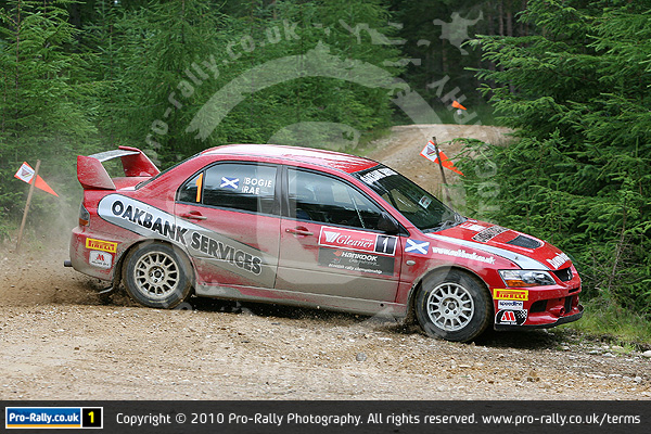 2010 Speyside Stages
