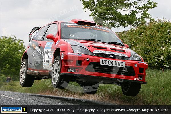2010 Jim Clark National Rally