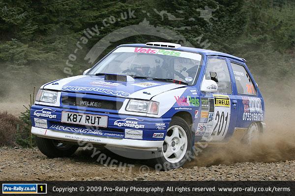 2010 Pirelli Challenge Rally