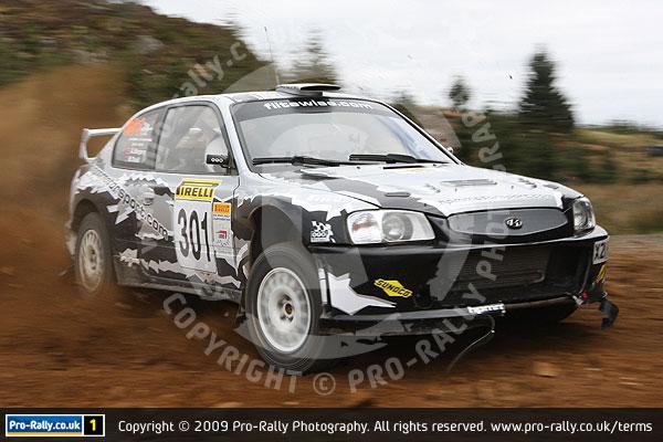 2009 Pirelli Tour of Cumbria Rally