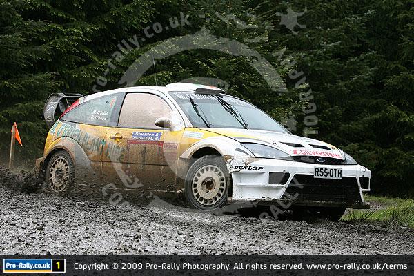 2009 Tour of Hamsterley Rally