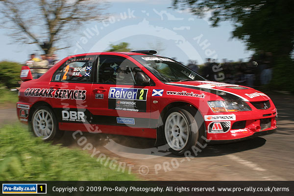 2009 Jim Clark Reivers Rally