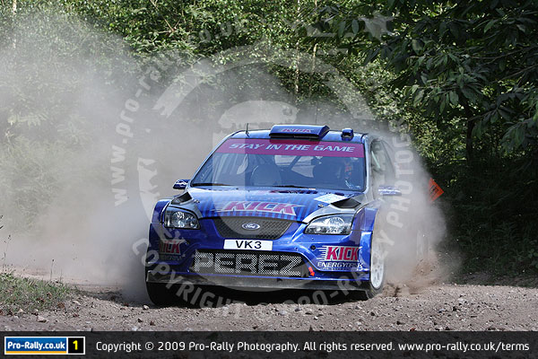 2009 Dukeries Rally