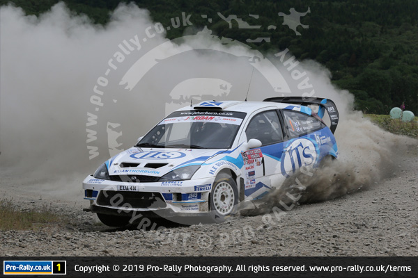 2019 Nicky Grist Stages Rally