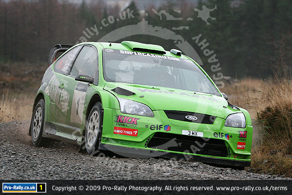 2009 Grizedale Stages Rally