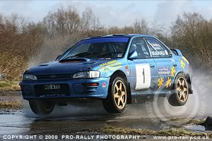 2008 SMC Stages Rally