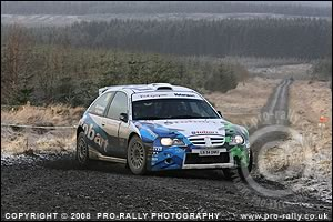 2008 Border Counties Rally