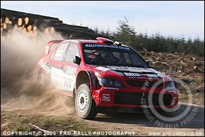 2008 Granite City Rally