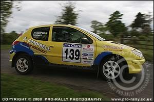 2008 Jim Clark Challenge Rally