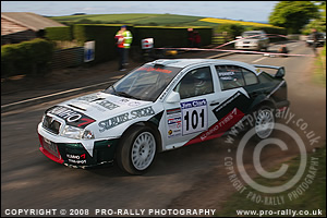 2008 Jim Clark National Rally