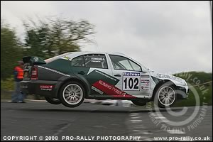 2008 Jim Clark Reivers Rally
