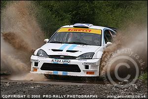 2008 RSAC Scottish Rally