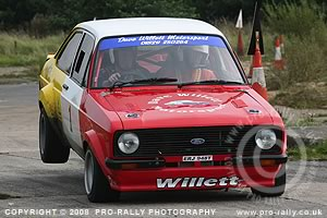 2008 Hall Trophy Stage Rally