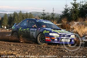 2008 Grizedale Stages Rally