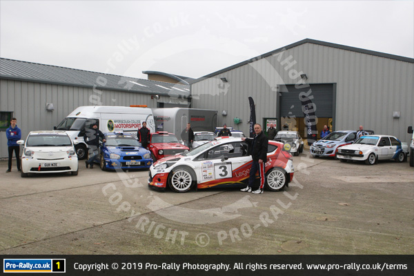 2019 North West Stages Press Day