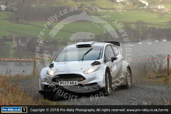 2018 Grizedale Stages Rally