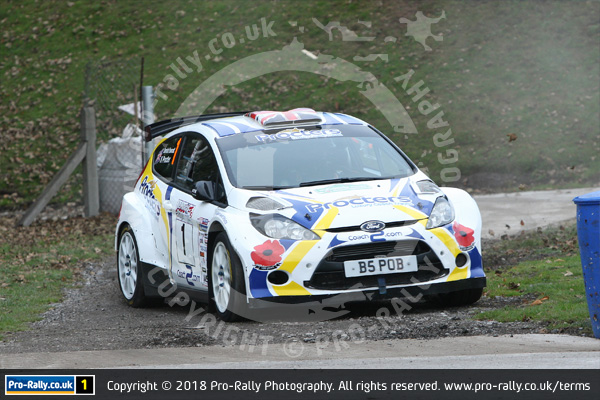 2018 Neil Howard Stages Rally