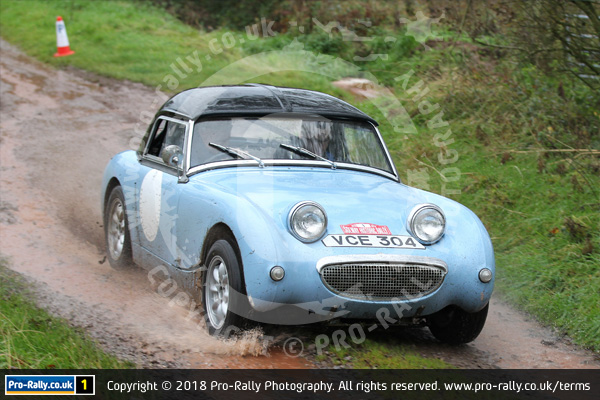 2018 Solway Historic & Targa Rally