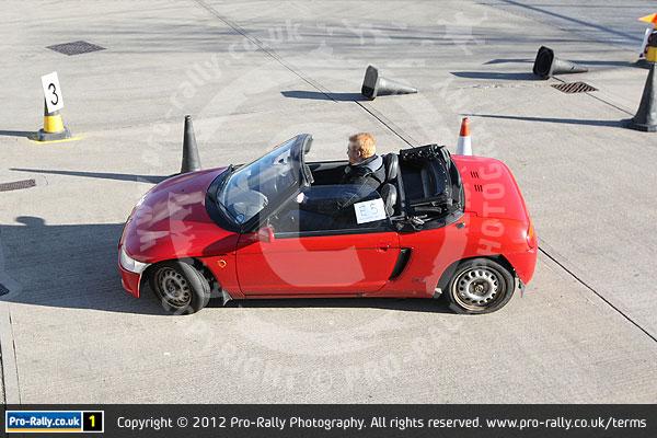 2012 CSMA NW/Accrington MSC AutoSolo & Autotest