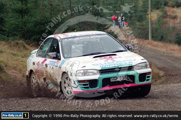 1996 Malcolm Wilson Rally