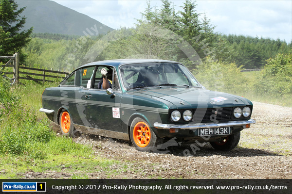 2017 Lake District Classic Rally