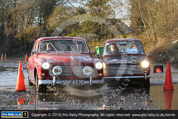 2016 Tour of Cheshire Rally