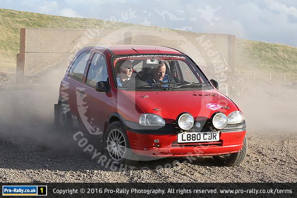 2016 Solway Targa Rally