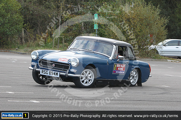 2015 Solway Historic Rally