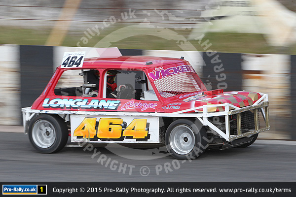 2015 Warton Stock Car Club Vale of Lune Meeting