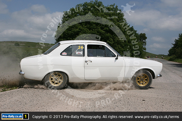 2013 Lake District Classic Rally