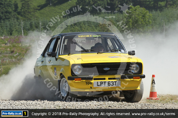2018 Lake District Classic Rally