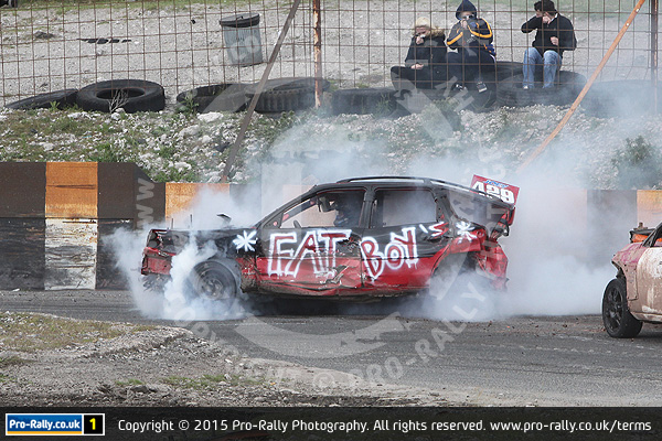 2015 Warton Stock Car Club Warton Grange Cup Meeting