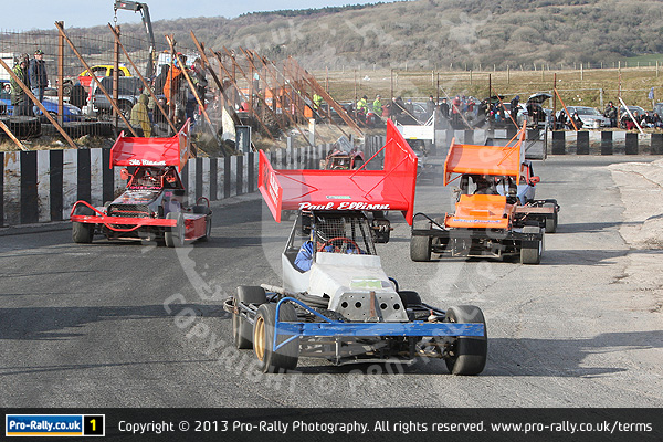 2013 Warton Stock Car Club Easter Speed King Trophy Meeting
