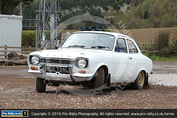 2016 Berwick Classic Historic Rally