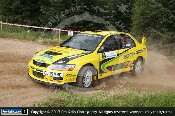 2017 Greystoke Stages