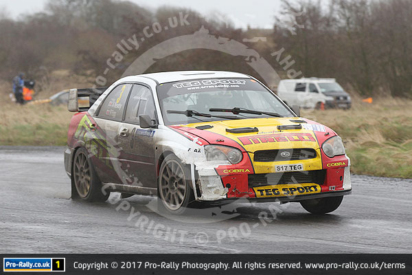 2017 North West Stages