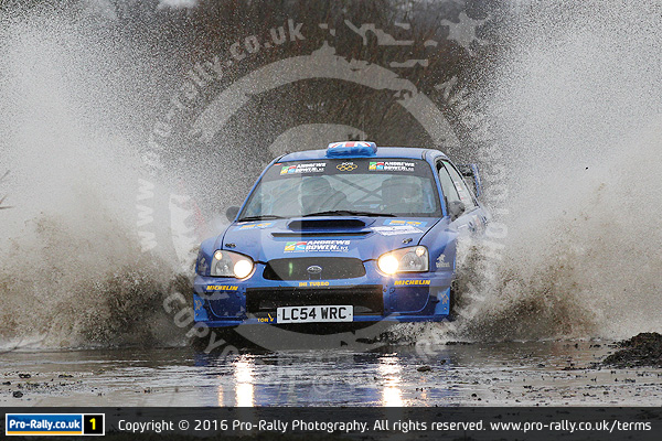 2016 North West Stages