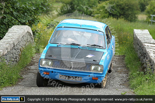 2016 Lake District Classic Rally