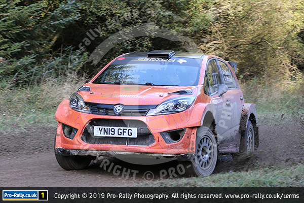 2019 Trackrod Forest Stages