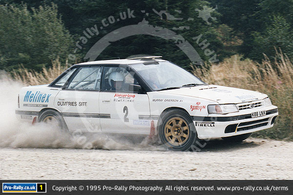 1995 Silva Stages