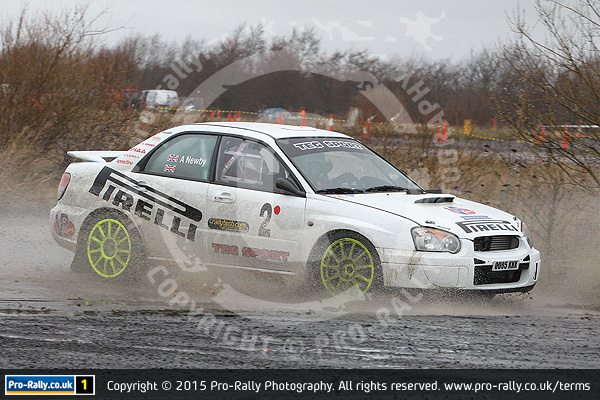 2015 SMC Stages Rally