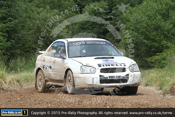 2015 Greystoke Stages