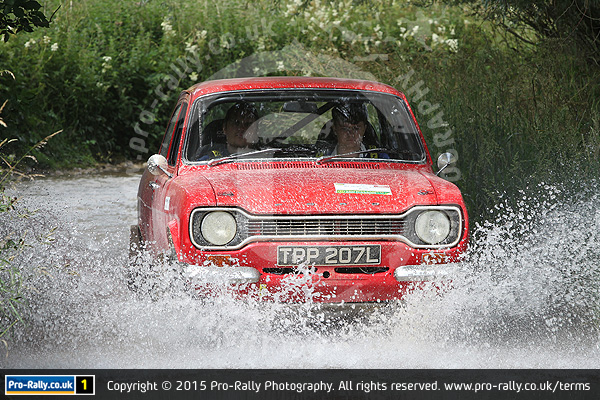 2015 St Wilfrids Classic Rally