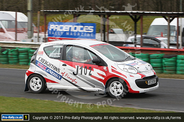 2014 Roskirk Junior Stages
